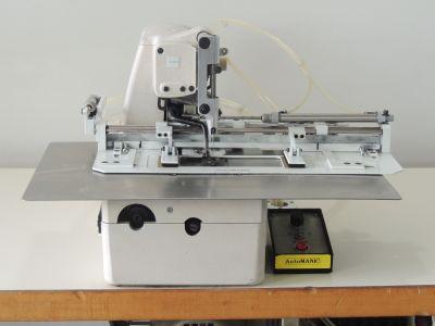 used Juki MBH-180 - Sewing