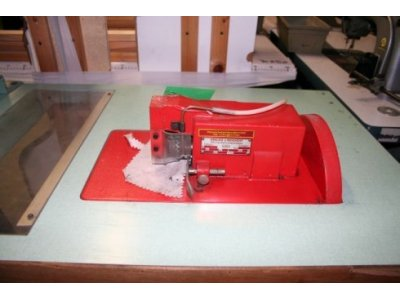 used Kuris - ZMA Tagliacampioni - Cutting Fusing Ironing