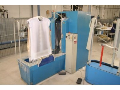 used Kannegiesser HRV + carosello - Products wanted