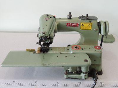 Lewis 150-2  usata Macchine per cucire
