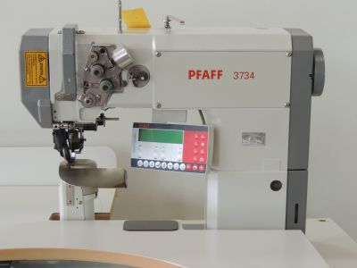 Pfaff 3734-12-11 usata Macchine che cerchiamo