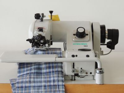 used Strobel 103-260 BT - Sewing
