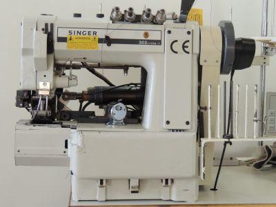 SINGER 302-U-406-A usata Macchine che cerchiamo