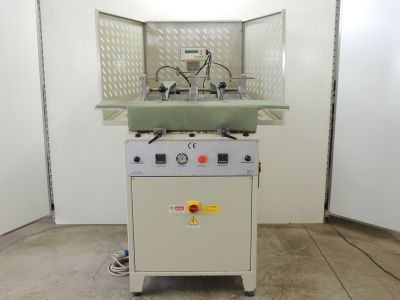 used MAICA 1002 - Cutting Fusing Ironing