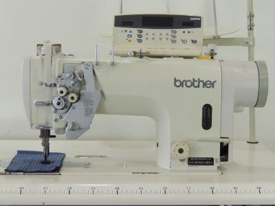 used BROTHER T-8752-A-405 - Products wanted