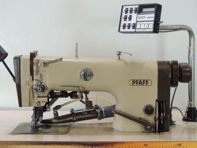 PFAFF 487-G-731-900  usata Macchine per cucire