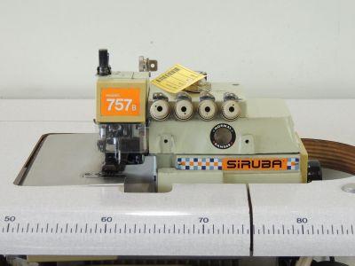 SIRUBA FT-516-M-2-56  usata Macchine per cucire