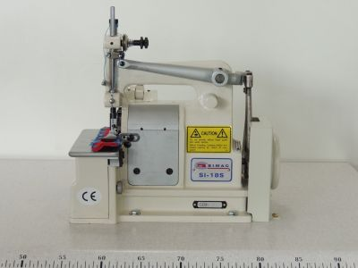 used SIMAC SI-18S - Sewing