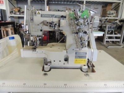 used Altre Marche Sewmaq SW664-01 CBX364/UTE-1 - Sewing