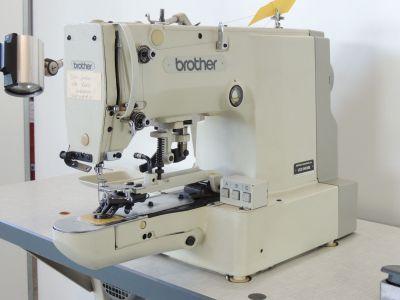 BROTHER LK3-B438E usata Macchine per cucire
