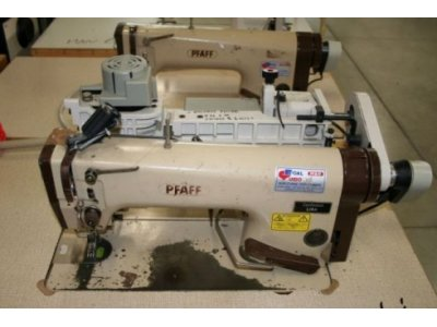 used Pfaff 463-900 puller - Sewing