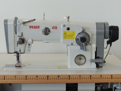 used Pfaff 418-910-911-900 - Sewing