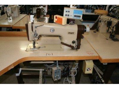 used Pfaff 487-900 // 9 lentezze - Sewing