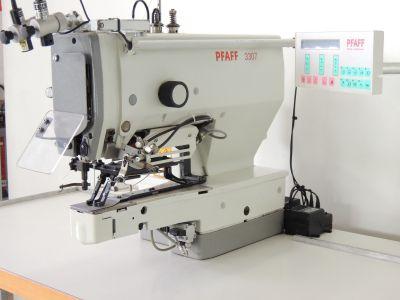 PFAFF 3307-1/02B usata Macchine per cucire