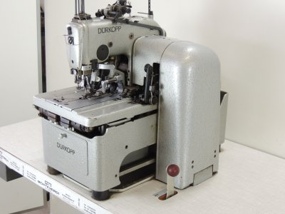 DURKOPP-ADLER 558-31393 usata Macchine per cucire