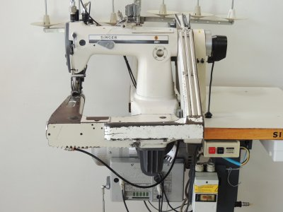 used SINGER VIBEMAC 261 - Sewing
