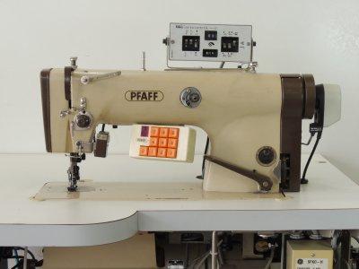 Pfaff 487 - 9 lentezze usata Macchine per cucire