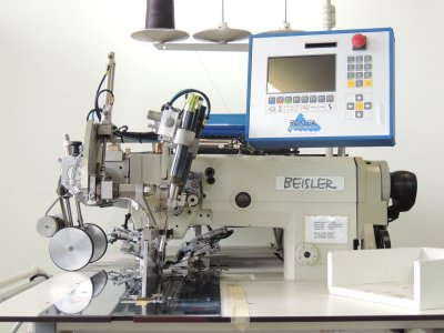 used BEISLER 100-58 - Sewing