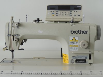 used BROTHER S-7200-A-405 - Sewing