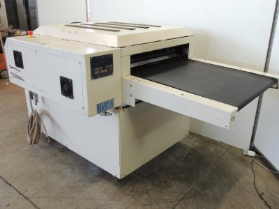 used MARTIN MMC 600 EXIT - Cutting Fusing Ironing