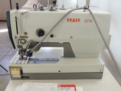 used PFAFF 3119-1/52 - Sewing