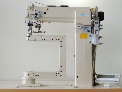 used SIMAC 698 - Sewing