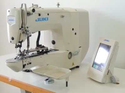 used JUKI LK-1903-A---SS - Sewing