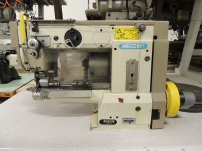 used Necchi 890 GL1 - Sewing