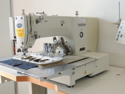used Brother BAS-326G-03A - Sewing