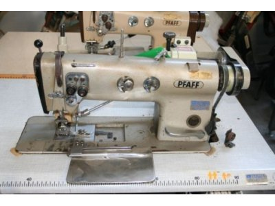 Pfaff 442 Puller x cannoli usata Macchine per cucire