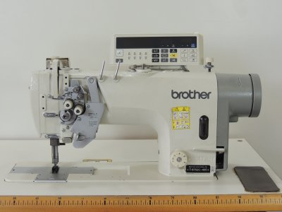 used BROTHER T-8752-C-405 - Sewing