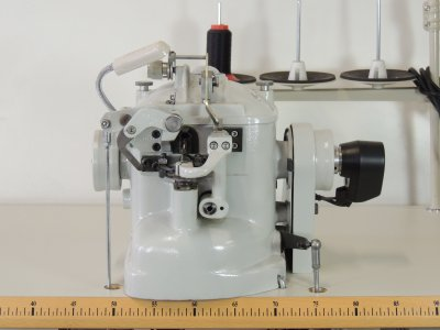 used Strobel 141-23 - Sewing