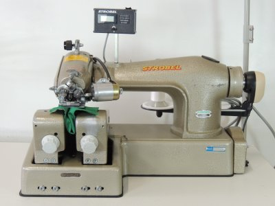 used Stobel 123-10 - Sewing
