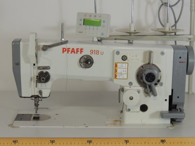used PFAFF 918-U-6-01-900-24-BS-X-100 - Products wanted