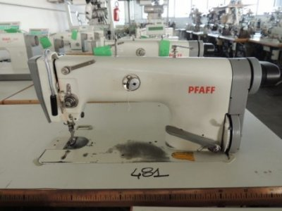 used Pfaff 481-900 - Sewing