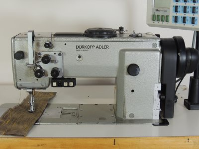 used DURKOPP-ADLER 767-FA-373 - Sewing