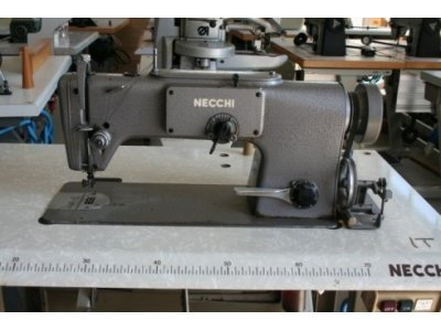 used Necchi 741-100 - Sewing