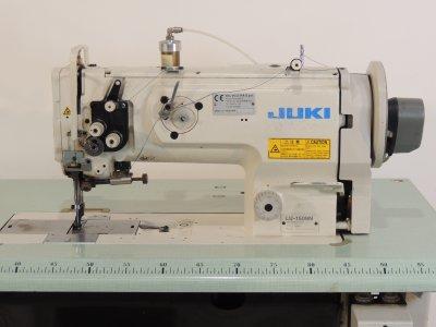 used JUKI LU-1509-N - Sewing