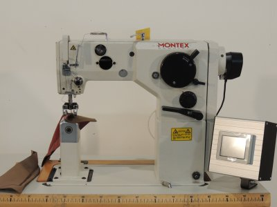 used MONTEX RICAMO-A-COLONNA - Sewing