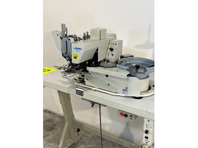 used JUKI MB-1800-A BR-10 - Sewing