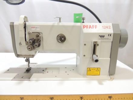 Pfaff 1242 macchine per cucire foggiato for Pfaff macchine per cucire