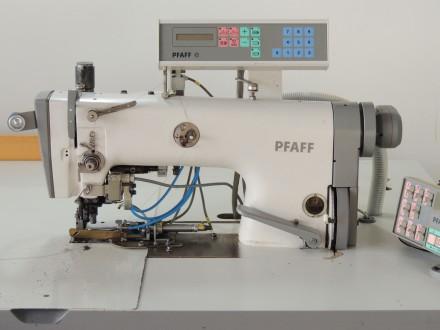 Pfaff 3822 1 04 macchine per cucire foggiato for Pfaff macchine per cucire