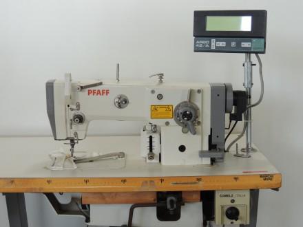 Pfaff 938 771 900 macchine per cucire foggiato for Pfaff macchine per cucire