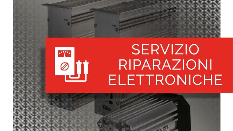 Servizio riparazioni elettroniche